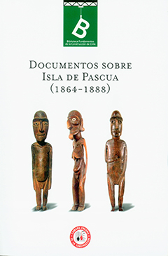 Cover of Documentos sobre Isla de Pascua (1864-1888)