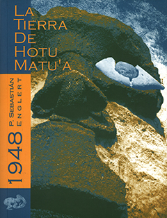 Cover of La tierra de Hotu Matu'a